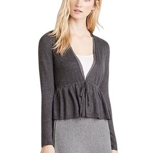 Anthro Angels of the North Cashmere Blend Cardigan